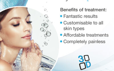 Why choose a Hydro2facial this winter?